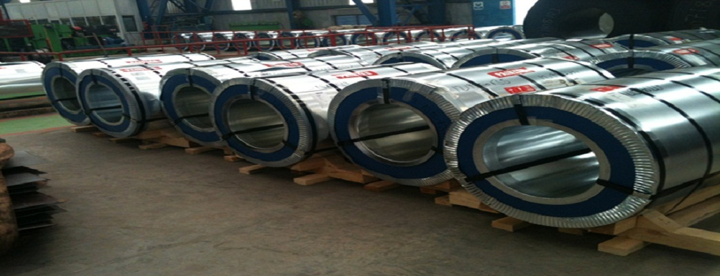 MILITARY GRADE STEEL COIL