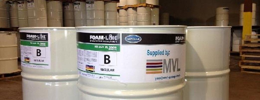 Lapolla Spray Foam Insulation