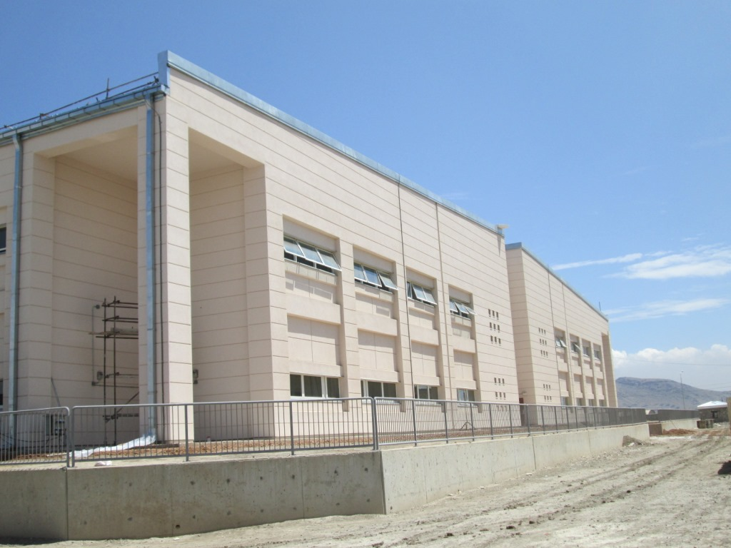MINISTRY OF INTERIOR BUILDINGS - USACE